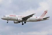 Airbus A320-214 (TS-IMU)