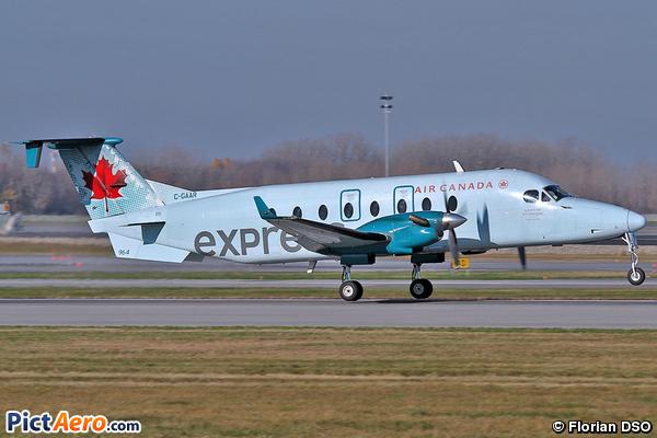 Beech 1900D (Air Canada Express)