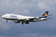 Boeing 747-830 (D-ABYS)