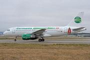 Airbus A319-112 (D-ASTZ)