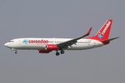 Boeing 737-8HX(WL) (TC-TJU)