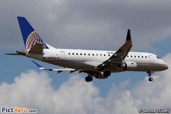 Embraer ERJ-175LR (ERJ-170-200 LR) (Mesa Airlines)