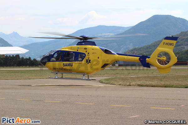 Eurocopter EC-135P-2 (INAER)
