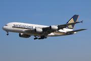 Airbus A380-841 (9V-SKL)
