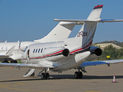 Hawker Beechcraft 750 (CS-DUA)
