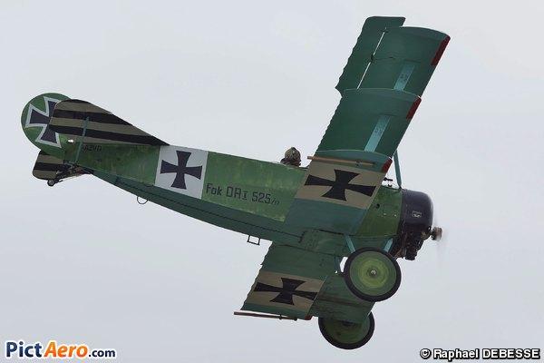 Fokker DR-1 Triplane ()