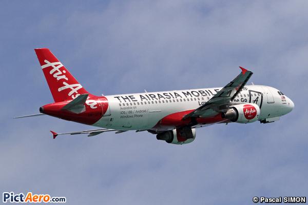 Airbus A320-216 (AirAsia)
