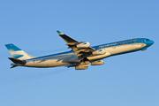 Airbus A340-313X (LV-CSX)