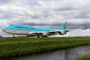 Boeing 747-4B5F/ER/SCD (HL7605)