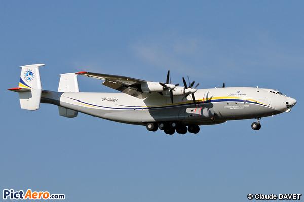 Antonov An-22 Antey (Antonov Design Bureau)