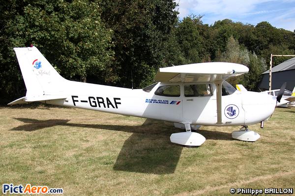 Cessna 172R Skyhawk (Aéroclub Air France)