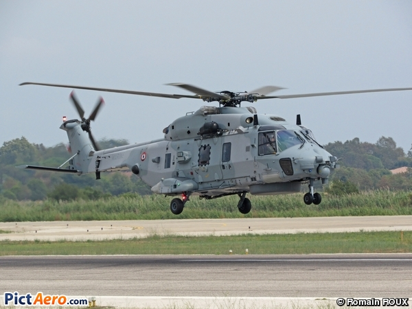 NH Industries NH-90 NFH (France - Navy)