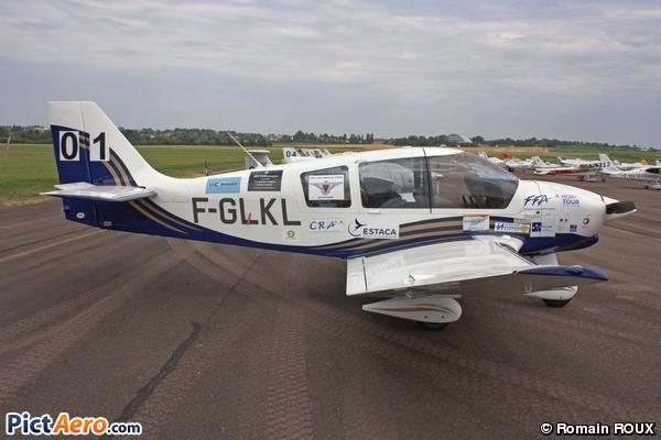 Robin DR-400-160 (Aéroclub d'Abbeville)