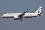 Airbus A320-232(WL) (SX-DNE)