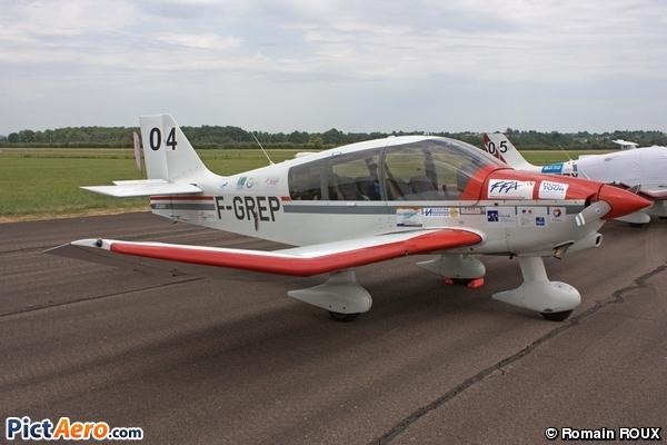 Robin DR-400-160 (AC NATIONAL DU PERSONNEL DES INDUSTRIES ELECTRIQUE ET GAZIERE / ANEG )