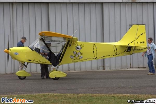 Aéro Services Super Guépard 912S (Privé)