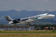 Embraer ERJ-135BJ Legacy 650 (A6-LGI)