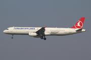 Airbus A321-231 (TC-JSD)