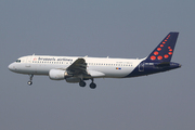 Airbus A320-214 (OO-SNG)