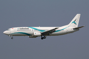 Boeing 737-4Q8 (TC-TLD)