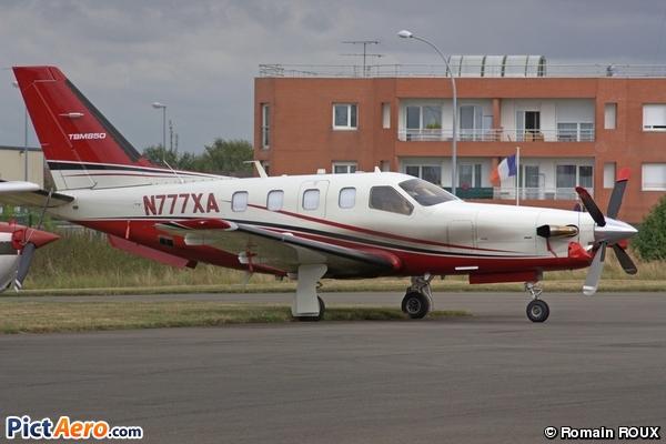 Socata TBM-850 (Privé)
