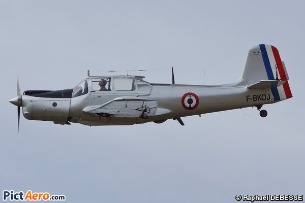 Morane-Saulnier MS-733 Alcyon (NATOPS)