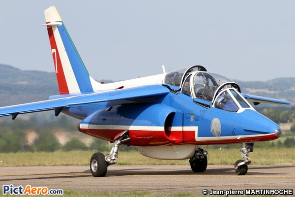 Dassault Dornier AlphaJet E (France - Air Force)