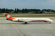 McDonnell Douglas MD-83 (DC-9-83) (UR-COB)