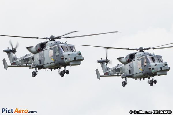 Augsta Westland AW-159 Wildcat HMA2 (United Kingdom - Royal Navy)