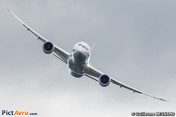 Boeing 787-9 (ANA All Nippon Airways)