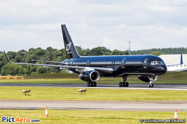 Boeing 757-2K2/WL (TAG Aviation (UK))