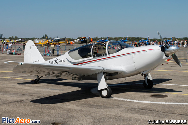 Globe GC-1B Swift - N41P (Private) by Julien BARRIERE | Pictaero
