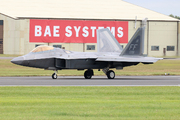Lockheed Martin F-22A Raptor (09-4191)