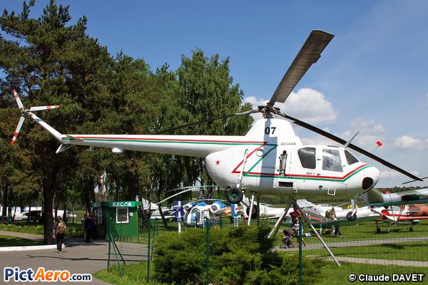Mil Mi-1 Hare (DOSAAF (Belarus))