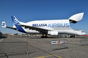 Airbus A300B4-608ST Super Transporter (F-GSTB)