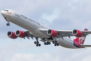 Airbus A340-642 (G-VYOU)