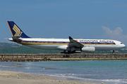 Airbus A330-343X (9V-STD)