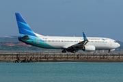 Boeing 737-8U3/WL (PK-GNG)