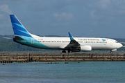 Boeing 737-8U3/WL (PK-GMW)