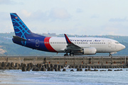 Boeing 737-524(WL) (PK-CLU)