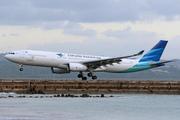 Airbus A330-343 (PK-GPY)