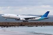Airbus A330-343E (PK-GHA)