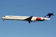 McDonnell Douglas MD-81 (DC-9-81) (LN-RMR)