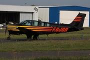 Beech A36 Bonanza (F-GJGR)