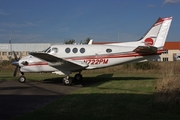 Beech C90GT King Air (N722PM)