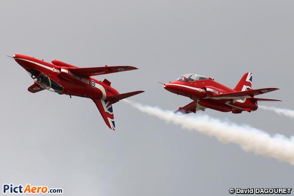 British Aerospace Hawk T1 (United Kingdom - Royal Air Force (RAF))