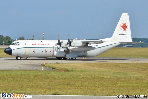 Lockheed L-100-30 Hercules (L-382G) (Air Algerie)