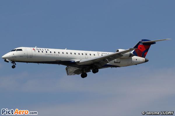 Canadair CL-600-2C10 Regional Jet CRJ-700 (Comair)