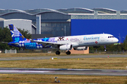Airbus A321-231 (TC-JRG)