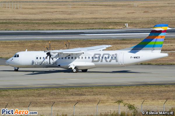 ATR 72-212A  (Braathens)